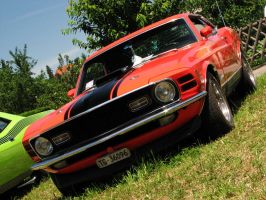 '70 Mustang. by AmericanMuscle