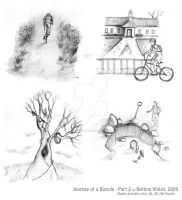 Journey of a Bicycle: Part 2 by BettinaMarson