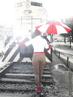 Claire Redfield, Poppins Style~ by VickyxRedfield