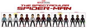 The Amazing Spider-Man: MCU Ideas by Nova20X