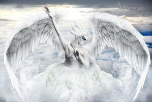 Cloud Angel by annemaria48
