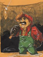 Mario by Hodges-Art