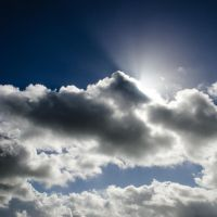 every cloud has a silver lining by DegsyJonesPhoto
