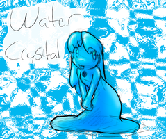 Water Crystal by Zutcha
