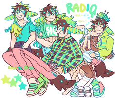 radio by raintie