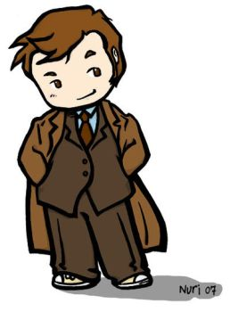 Tenth Doctor by nuriwan