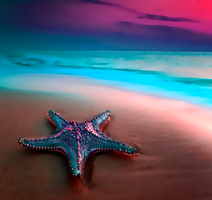 Starfish by kingwicked