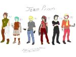 Team Prism by flamequil