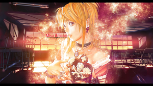 Misa Amane, My Heart by iiRoleplayy