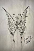 Butterfly by DZerWebdesign