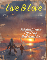 Live And Love #1 Book - Fallout 4 by PlanK-69