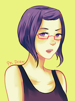 Rei-chan by Abstractmeow