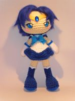 Sailor Mercury by Tia-tony