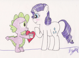 Happy Hearts and Hooves Day! by The-Bryce-Is-Right