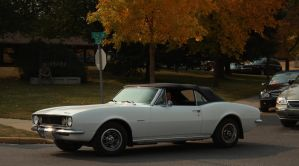 Traveling Camaro by KyleAndTheClassics