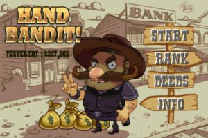 Hand Bandit by madmaglio