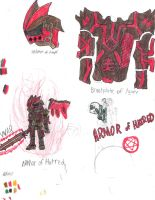 WAR and The Armor of Hatred (Draft) by Enigmaticmuffin