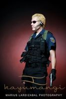 Wesker for Men by Otakuasylum