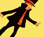 Layton Draft by ApRiLmayu
