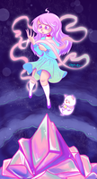 Bee and Puppycat: A Sad Dream by DreamCaptive