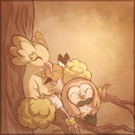 {Personal Piece}Birds of a Pokemon Feather Forever by Amura-Of-Jupiter