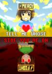 [Undertale] You're On (Frisk Side) by MCMania332