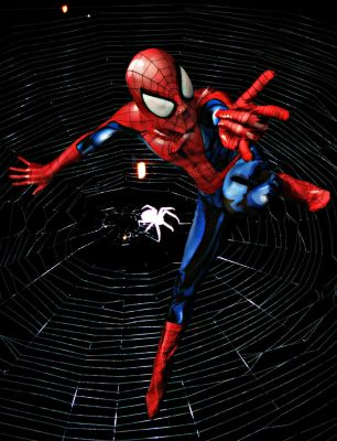 Ultimate Spider-Man - Web-Slinger II by DashingTonyDrake