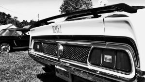 1971 Ford Mustang Mach 1 by Marissa1997