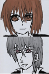 Vampire Knight Zeki gif thingy XD :3 by Fran48