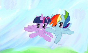 Fly with Me by whispii