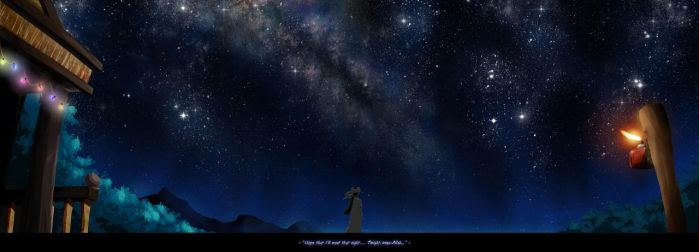 Searching For The Al-Qadr by walad-43