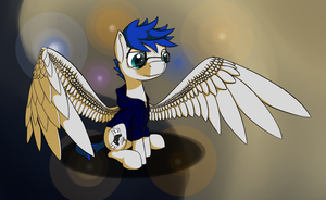 Art Trade - Gust Control by swedishpancaces