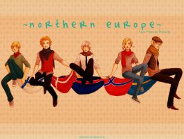 APH: Scandinavian wallpaper by dontachos