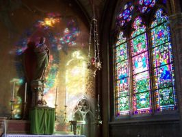 French Cathedral by MoralAnimal0369