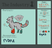 aztlan - the industry by kittenslobber