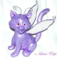 a Flitter Kitty by clay-dreams