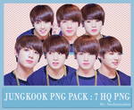 BTS~JUNGKOOK PNG PACK #15 by SNSDraimakim