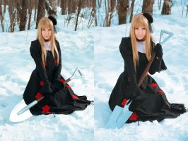 Axis Power Hetalia - Welcome to snowy Russia by Gekidan