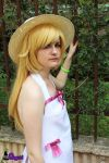 Shinobu Cosplay - Monogatari Series by algiel