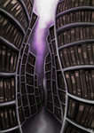 Twisted Library by Mik3TheStrange