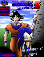 Sonic the Hedgehog Z Issue 6 FULL COMIC PDF by CCI545