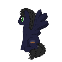 An OC made for a friend called Sunset Glow. by MareJuanna