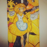 chica forms :done: by sSflowerSs