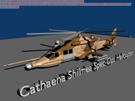 Cathaena Shilmea by Stealthflanker