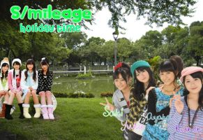 Smileage Holiday by DoggyCandy
