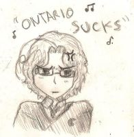 Ontario Sucks by ArielleHermes
