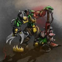 Warboss by Shamblin85