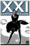 XXI century sex icon by allegator