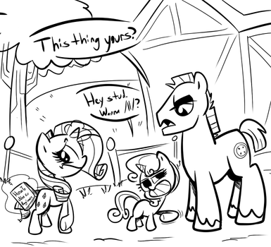 Sweetie's Unsuccessful Seduction by Tess-27