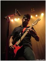 Billy Talent by ARphotographs